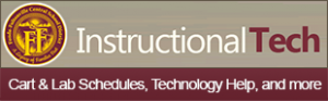 FFCSD Instructional Technology Site - Cart & Lab Schedules, Technology Help, and more