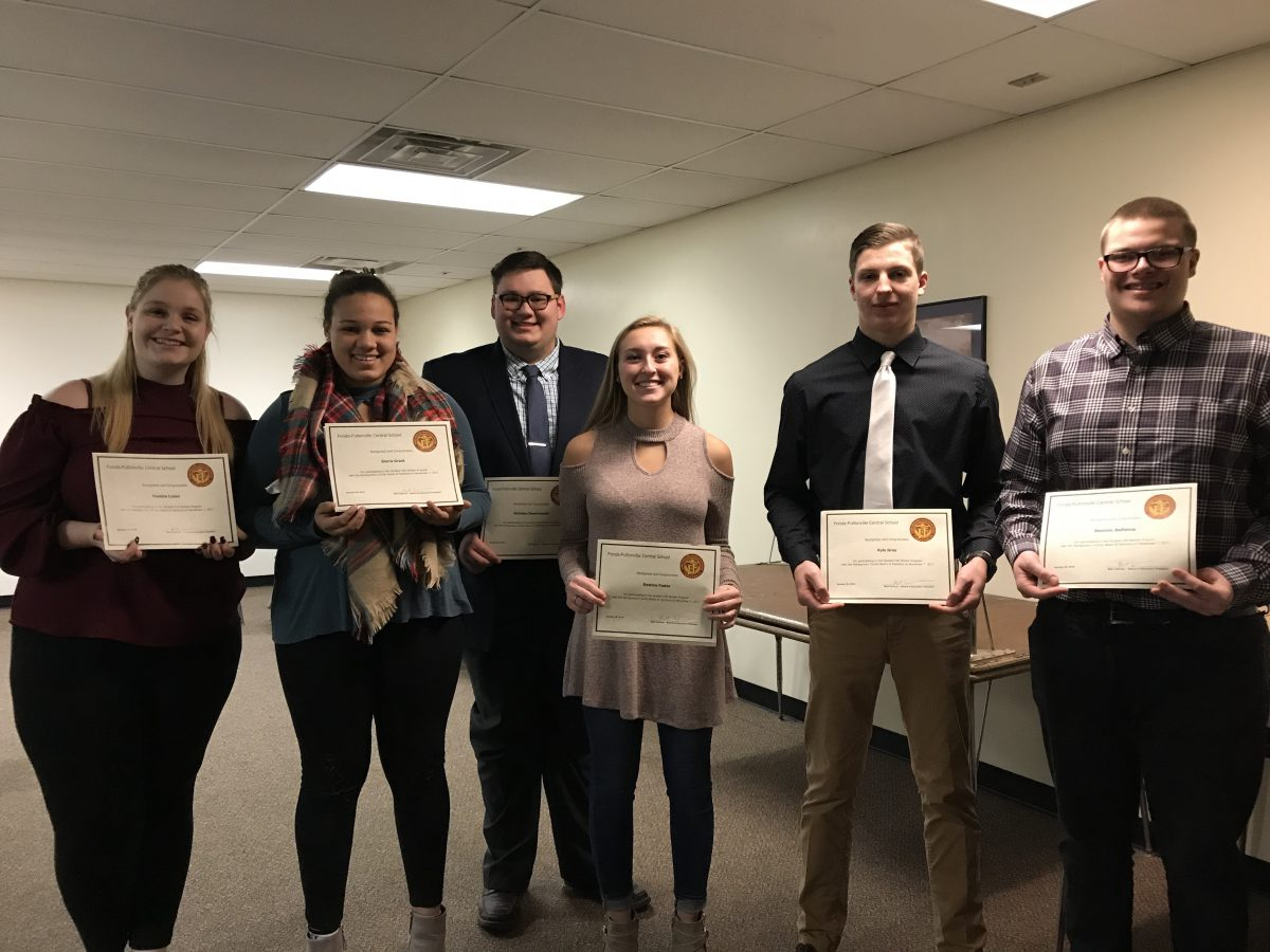 Civic duty: High schoolers recognized by Montgomery County for working the polls