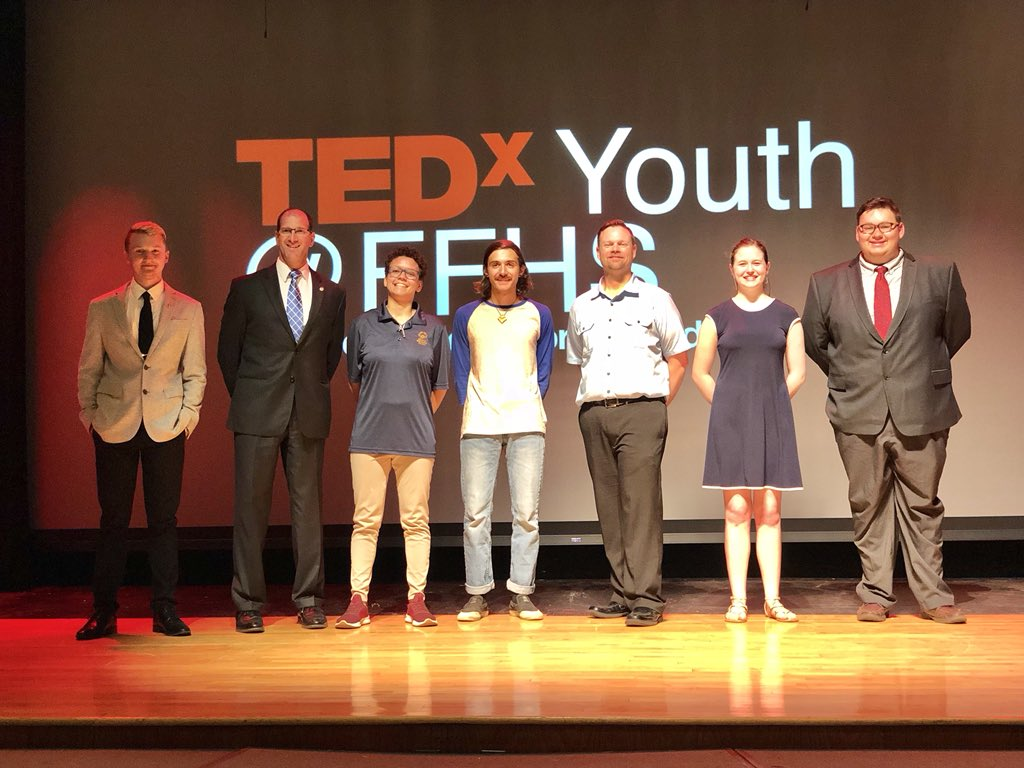 Student-organized TEDxYouth Talk aims to empower youth