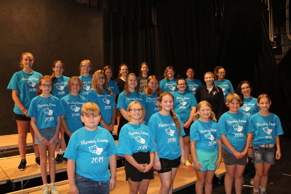 Theater Camp develops students' skill sets