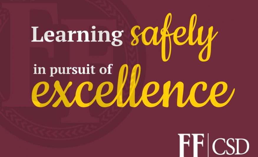 Learning safely, in pursuit of excellence