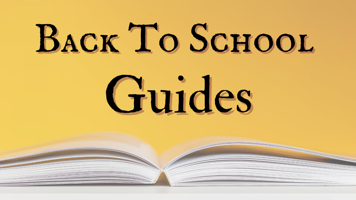 Back-to-School Information Guides