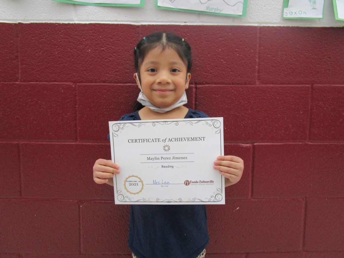 FFES Q2 Academic and Character Awards