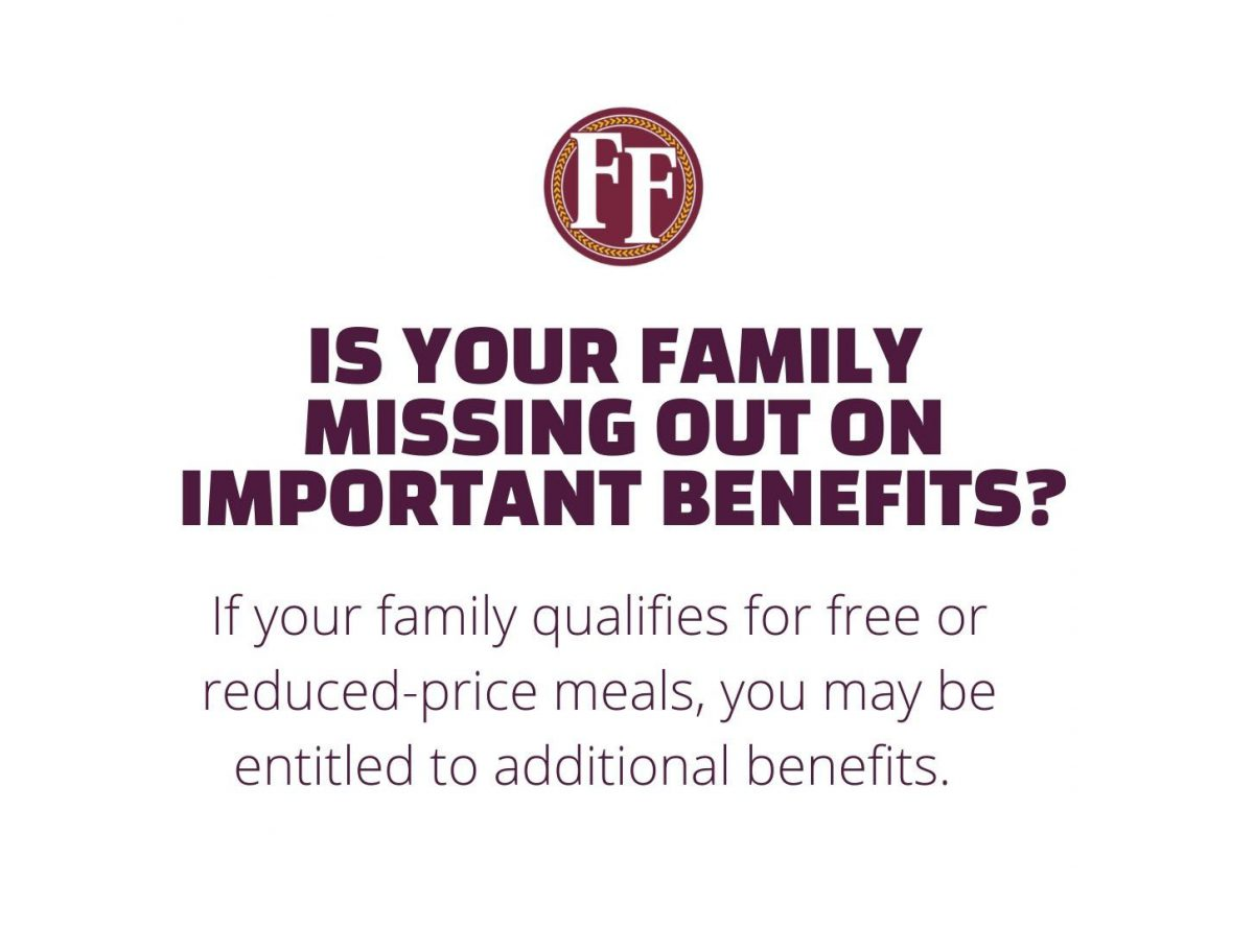 Find out if your family qualifies for important benefits