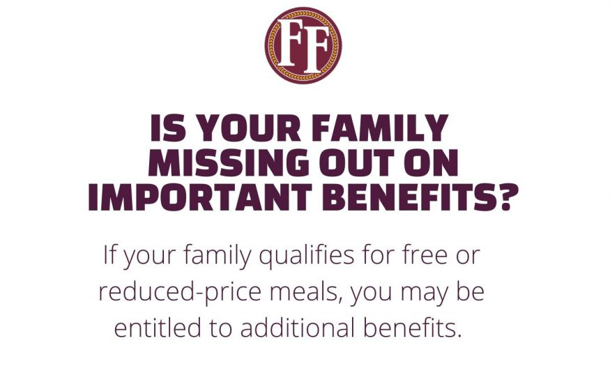 is your family missing out on important benefits