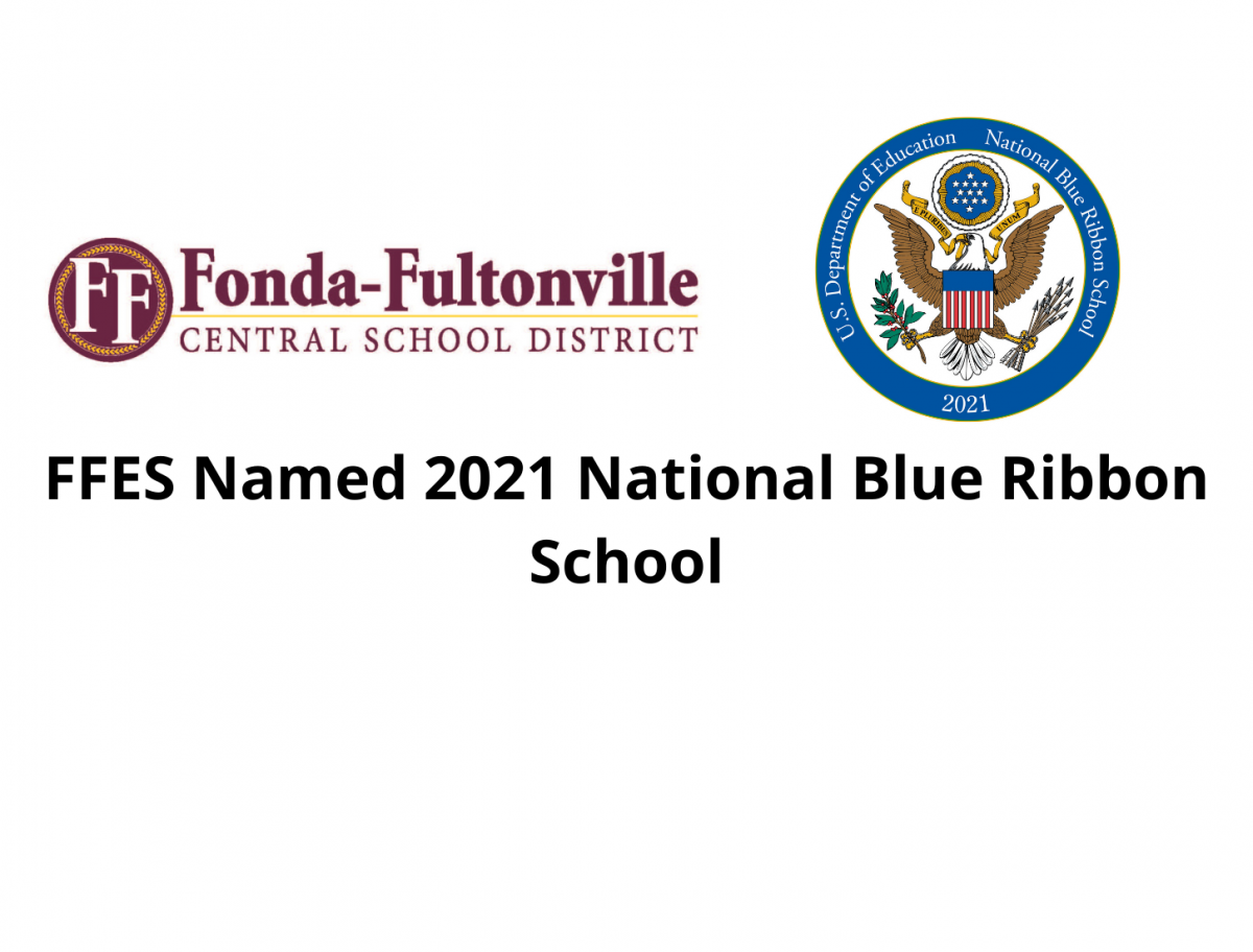 Fonda-Fultonville Elementary School named National Blue Ribbon School